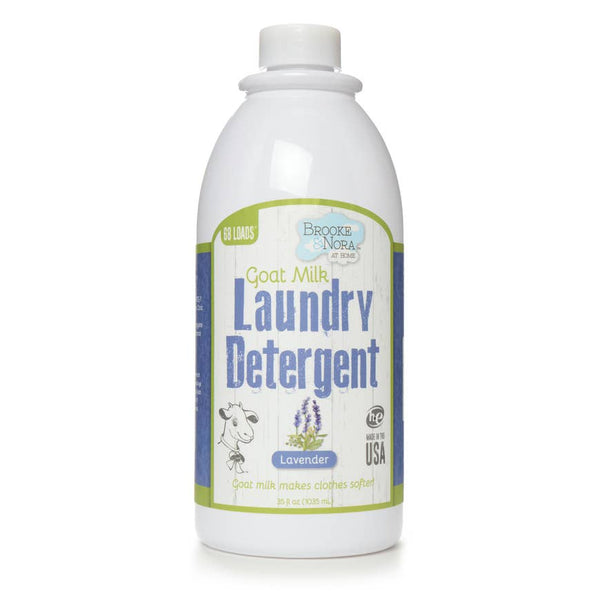 Liquid Detergent in Lavender by Brooke & Nora at Home