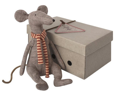 Cool Rat, Grey by Maileg