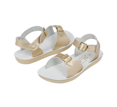 Sun-San® Surfer Child in Gold by Salt Water Sandals