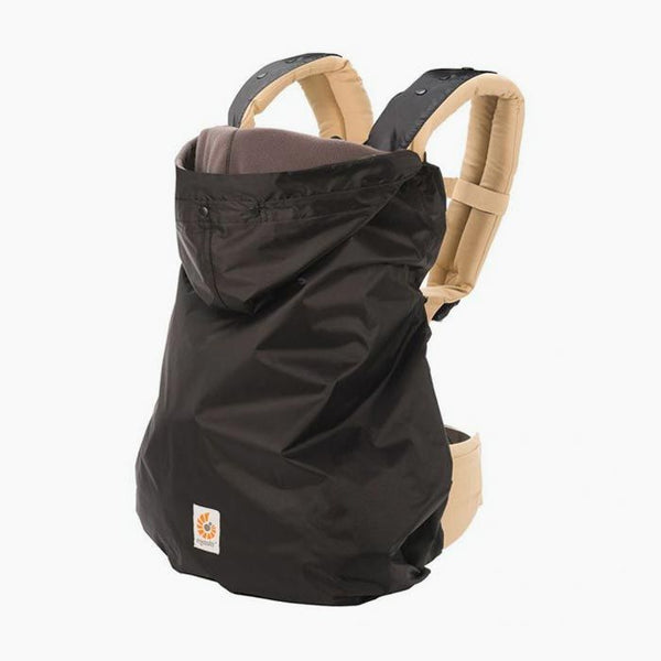 Winter Weather Cover in Black by Ergobaby