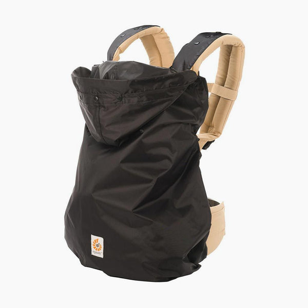Rain Cover in Black by Ergobaby