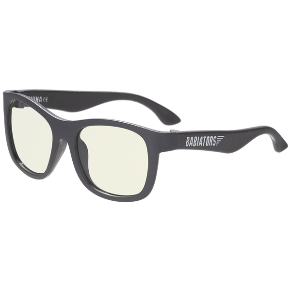 Babiators Blue Light Glasses in Black Ops Black Navigator by Babiators