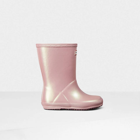 Original Kids First Classic Nebula Rain Boots in Bella by Hunter Boots