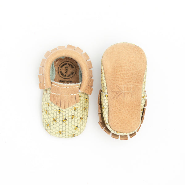 Moccasins in Save The Bees by Freshly Picked