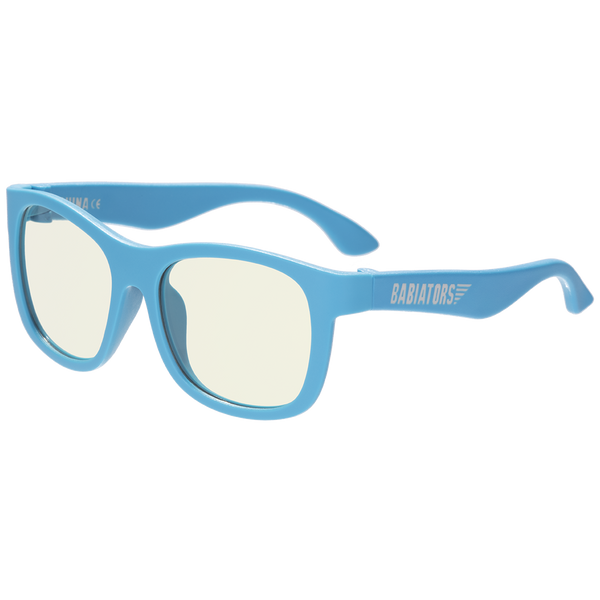 Babiators Blue Light Glasses in Blue Crush Navigator by Babiators