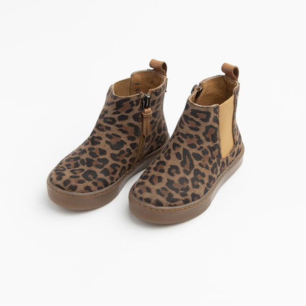 Chelsea Boot in Leopard by Freshly Picked