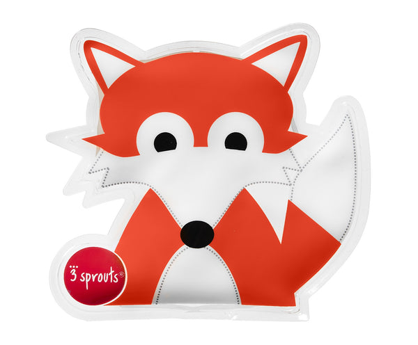 Reusable Ice Pack in Fox by 3 Sprout by 3 Sprouts