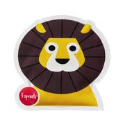 Reusable Ice Pack in Lion by 3 Sprout by 3 Sprouts