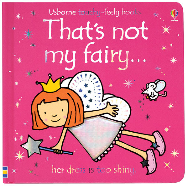 That's Not My Fairy by Usborne