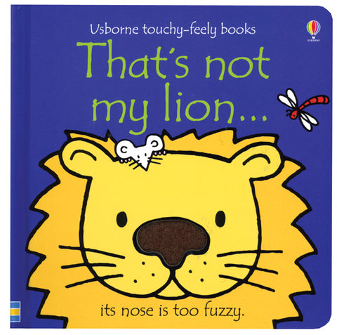 That's Not My Lion by Usborne