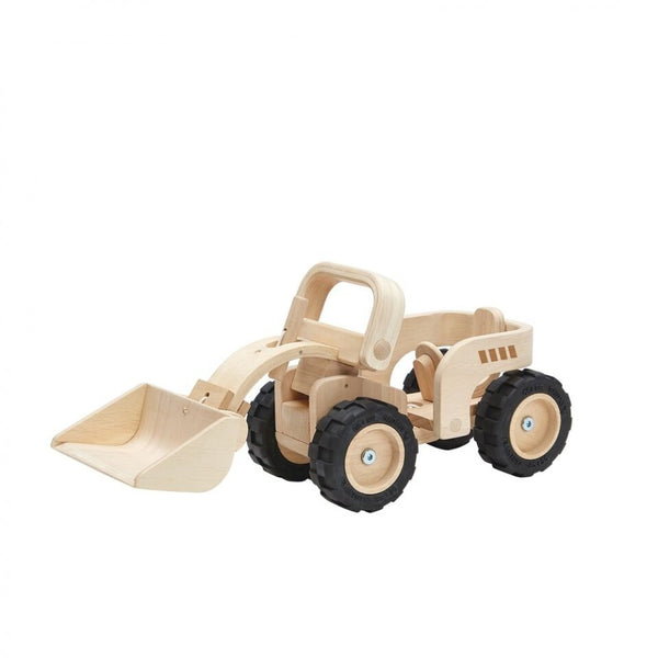 Bulldozer by Plan Toys