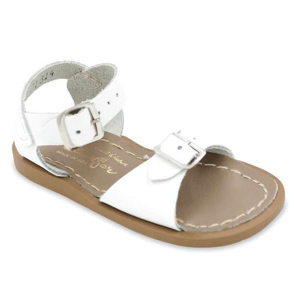 Sun-San® Surfer Child in White by Salt Water Sandals