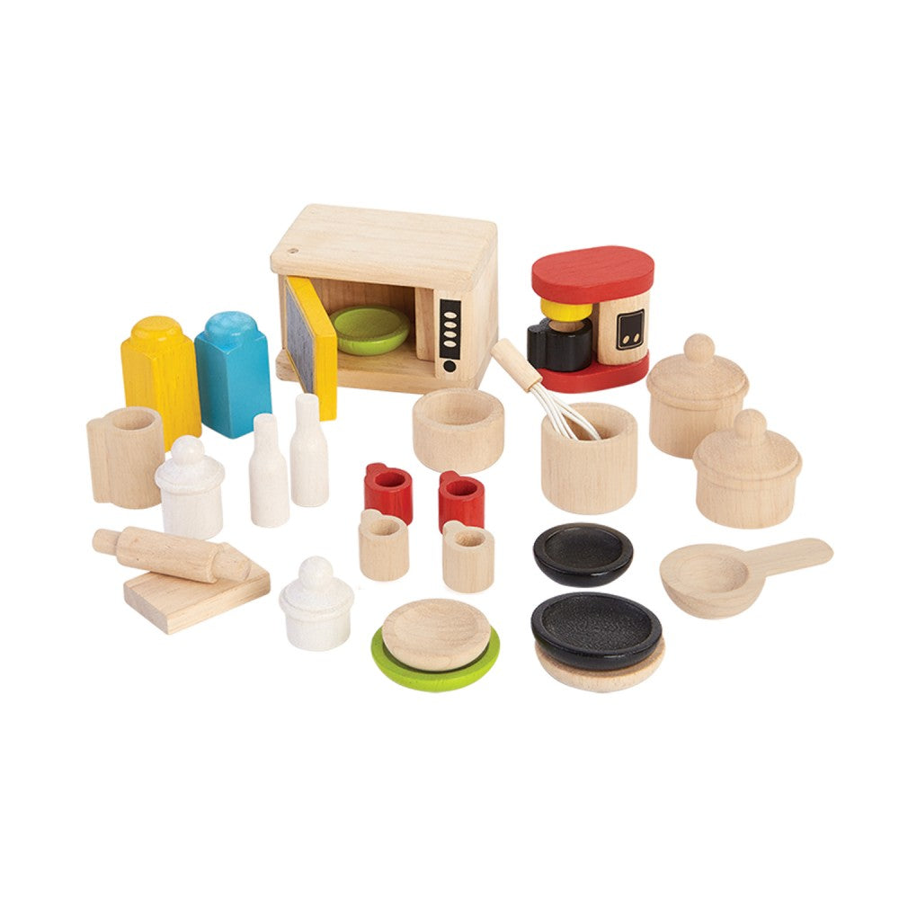 Accessories For Kitchen & Tableware by Plan Toys