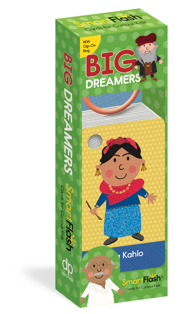 Big Dreamers SmartFlash Flashcards by Workman Publishing