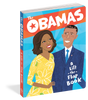 The Obamas: A Lift-the-Flap Board Book by Workman Publishing