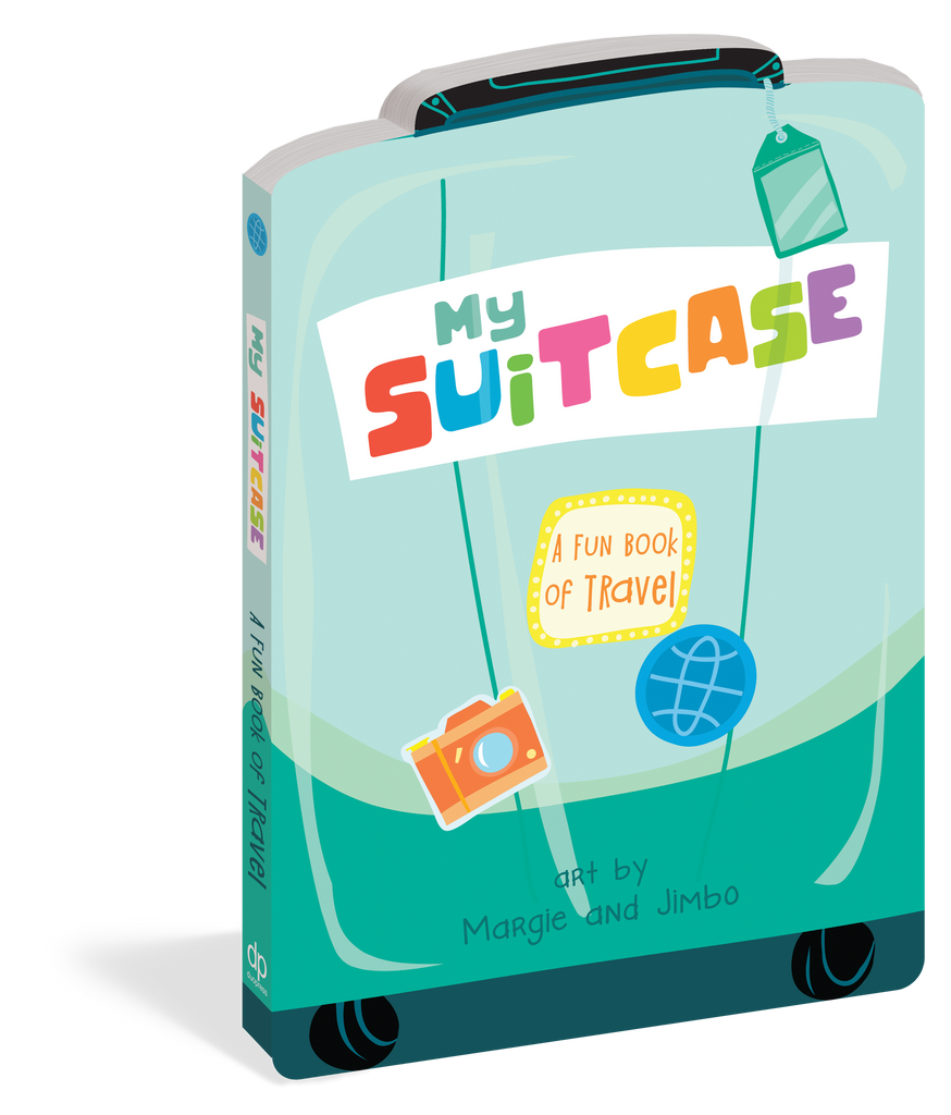 My Suitcase: A Fun Book of Travel by Workman Publishing