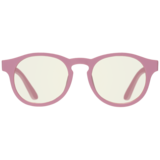 Babiators Blue Light Glasses in Pretty in Pink Keyhole by Babiators