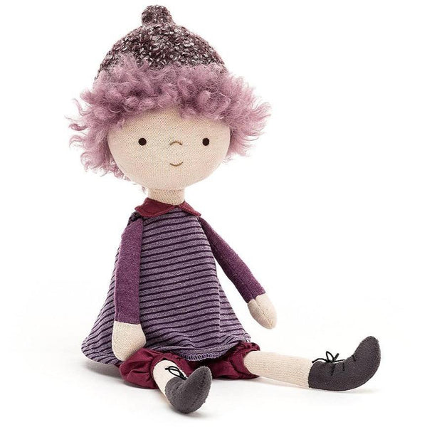 Blackberry Doll by Jellycat