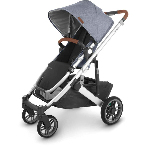 Cruz V2 Stroller in Greogry by UPPAbaby