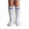 Little Stocking Co. Spring Stripe Knee Highs