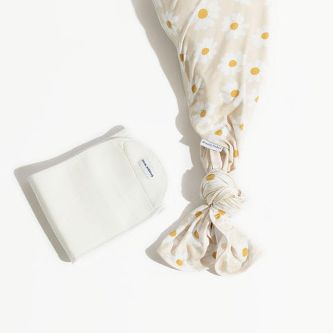 Swaddle in Daisy Fields by Freshly Picked
