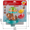 Teddy's Umbrella Stackers by Hape