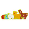 Numbers and Farm Animals Puzzle by Hape