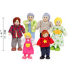 Happy Family in Caucasian by Hape