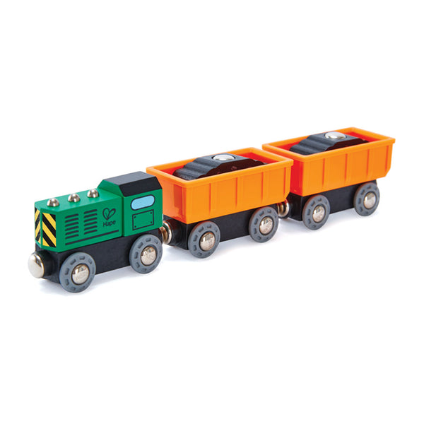 Diesel Freight Train by Hape