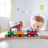 Cargo Delivery Loop Train Set by Hape