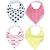 Baby Bandana Bibs in Coco Set