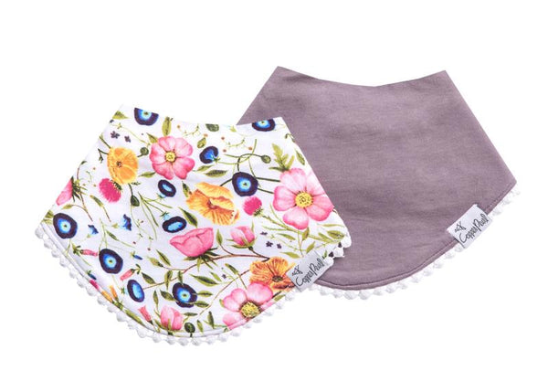 Baby Fashion Bibs in Isabella by Copper Pearl