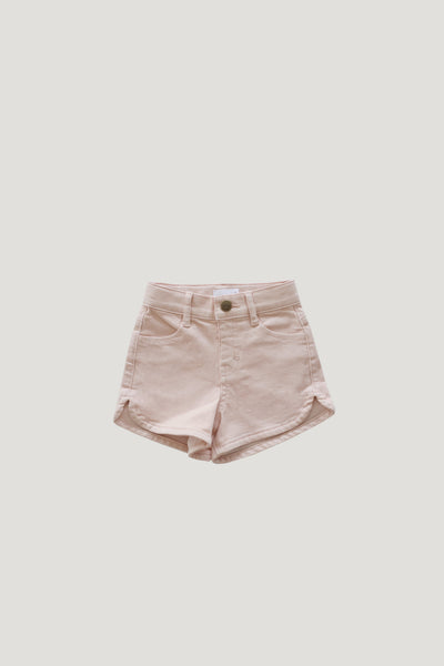 Daisy Denim Short in Petal by Jamie Kay