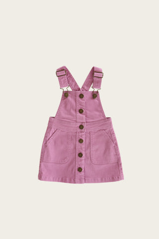 Grace Denim Dress in Orchid by Jamie Kay