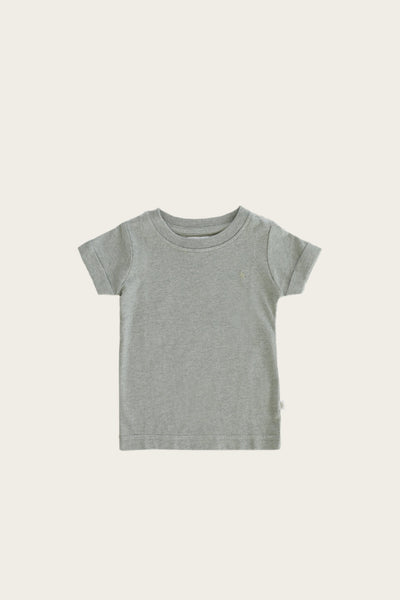 Organic Cotton Sam Tee in Norway by Jamie Kay