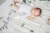 Muslin Swaddle in Los Angeles by Loulou Lollipop