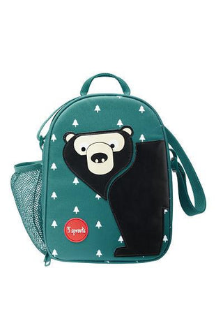 Lunch bag in Bear by 3 Sprouts