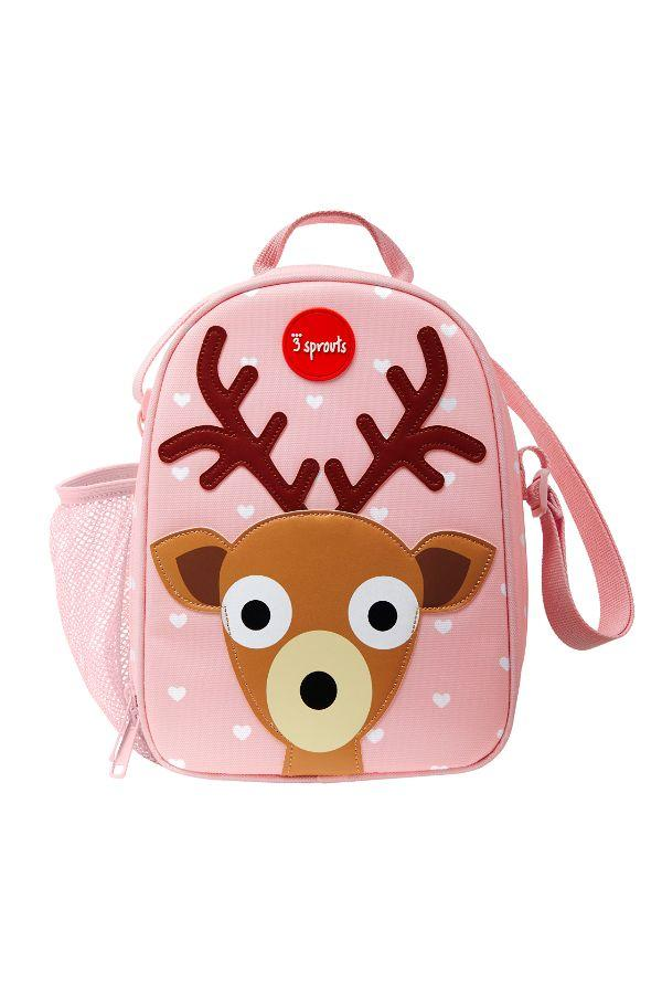 Lunch bag in Deer by 3 Sprouts