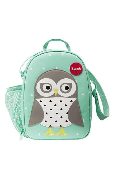 Lunch bag in Owl by 3 Sprouts