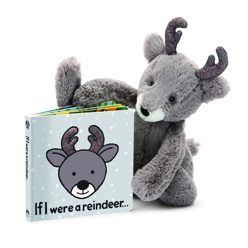 If I were a Reindeer Book by Jellycat