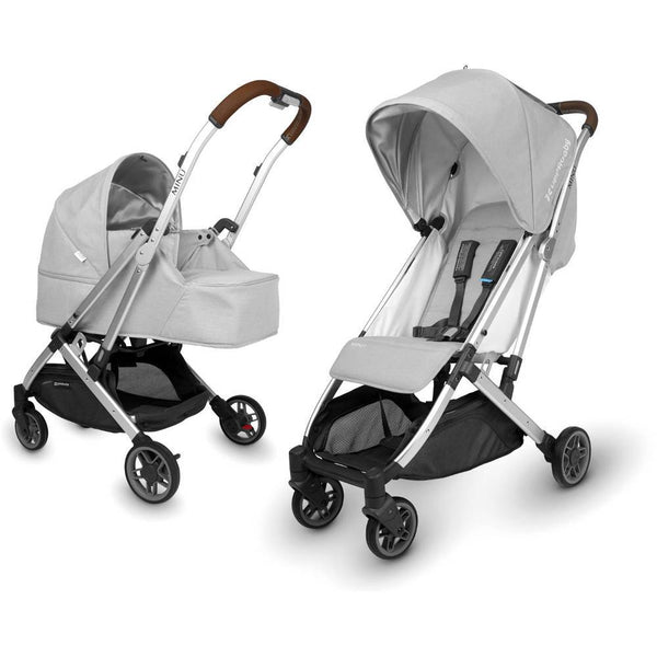 UPPAbaby MINU Stroller + From Birth Kit in Devin