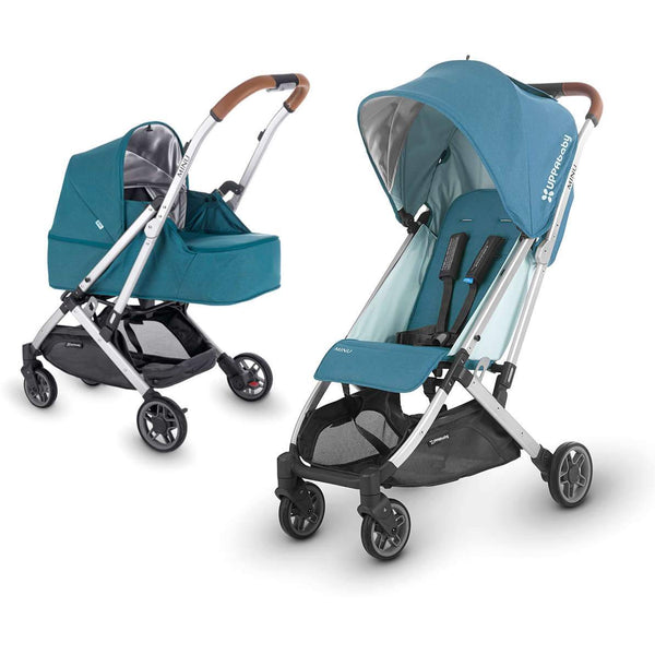 UPPAbaby MINU Stroller + From Birth Kit in Ryan