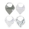Baby Bandana Bibs in Alta Set
