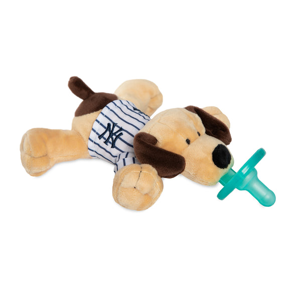WubbaNub in MLB New York Yankees Pinstripe Puppy
