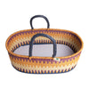Signature Nap & Pack Basket in Mole