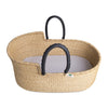 Signature Bilia Bassinet in Natural