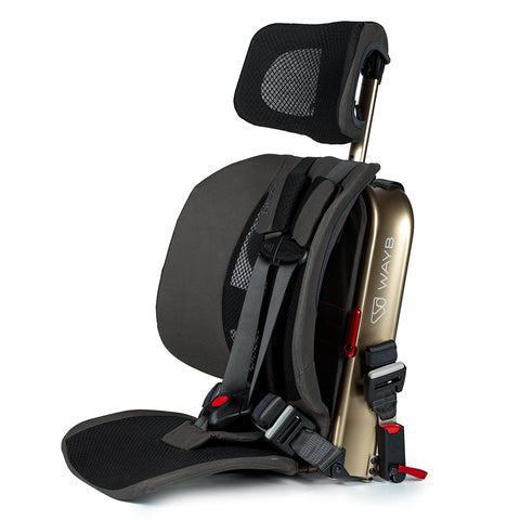 Pico™ Travel Car Seat in Earth by WAYB