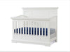 Highland Park Crib and Dresser Package in White