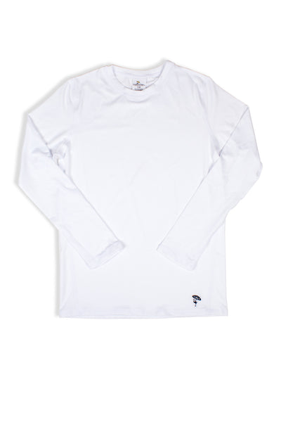 Sun Shirt in White by Shade Critters