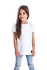 White Signature Tee Kids